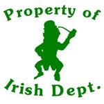 Property Of Irish Dept