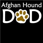 Afghan Hound Dad