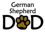 German Shepherd Dad
