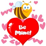 Bumble Bee Be Mine