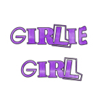 Girlie Girl Tshirts, Apparel, Gifts