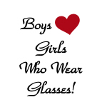 Girls Who Wear Glasses Tshirts and Gifts