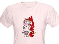 Sock Monkey Nurse Designs