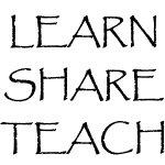 Learn, Share, Teach