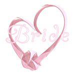 Pink Heart Bride