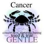 Zodiac Sign-Cancer the Crab