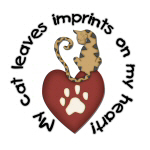 Imprints on my Heart T-shirts and Gifts