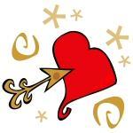 Cupid's Arrow Tshirts and Gifts