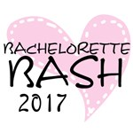 Pink Heart Bachelorette 2017 Tshirts and Gifts