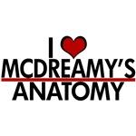 I Heart McDreamy's Anatomy