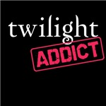 Twilight Addict T-shirts, Hoodies and More!