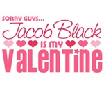 Sorry Guys Jacob Black Is My Valentine T-Shirts
