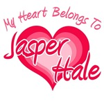My Heart Belongs To Jasper Hale T-Shirts
