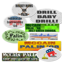 Palin 2012 Bumper Stickers