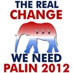 Sarah Palin 2012 Change