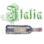 Italian Vintage Wine