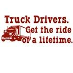 Funny Truck Drivers Shirts