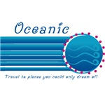 Oceanic Airlines T-Shirts