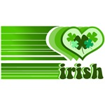 Irish Heart T-Shirts
