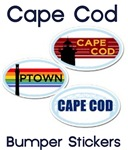 Cape Cod Bumper Stickers