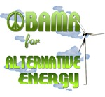 Obama for Alternative Energy