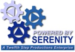 Powered by Serenity