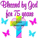75TH LOVE GOD