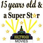 15 YR OLD SUPER STAR