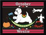 West Highland White Terrier Westie Calendar Gifts