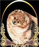 Pomeranian Holiday/Christmas Unique Gift Products
