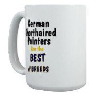 Delicious German Shorthaired Pointer Dog Drinkwear