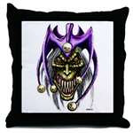 Punk Rock Evil Jester Skull Unique Gifts Products