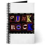 Punk Rock Design Journals