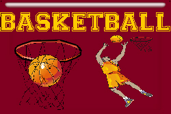 Basketball T-shirts and gifts.