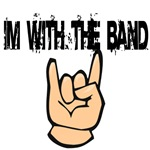 I'm with the band T-shirts and gifts.