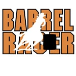 Barrel Racer T-shirts and gifts.