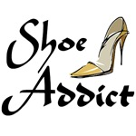 Shoe Addict T-shirts and gifts.