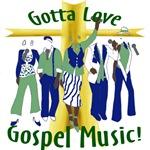 Gotta Love Gospel Green