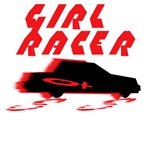 GIRL (and some GUY)  RACER STUFF