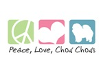 Peace, Love, Chow Chows