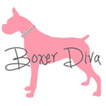 Diamond Collar Boxer Diva