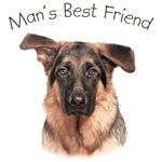 Man's Best Friend GSD