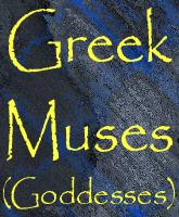 GREEK GODDESS (MUSE)