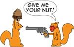 Bad squirrel