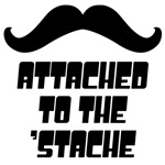 Attached to the 'Stache