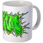 Graffiti Art Mugs