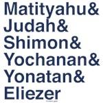 Hip Maccabee Names