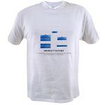 White Value T-Shirts