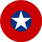 Chilean Air Force Roundel (1918)