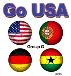 USA Soccer 2014 - Group G